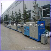 Vollautomatischer pp.-Bügel, der Maschine, pp.-Bügel des leichten Gewichts herstellt, der den Maschinenbügel benutzt, wenn Bündelgeld gebündelt wird