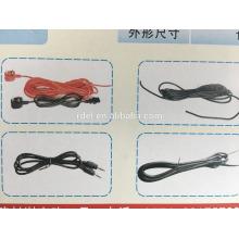 QD02 Drahtspule Wickelmaschine / automatische Kabel Draht Twist Tie Maschine