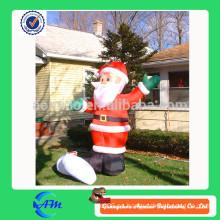 Decoraciones inflables de la Navidad / claus de Papá Noel / decoraciones de la Navidad para la venta