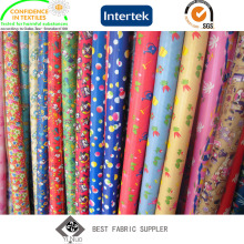 PVC Coated 100% Polyester Printed Fabric for Bags with Eco-Friendly