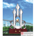 Garden Environment-Friendly Stainless Steel Sculpture