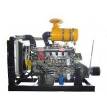 R6105AZLP дизельный двигатель с муфтой для продажи