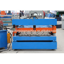 Full automatic metal sheet roll forming machine