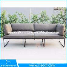 Sofá moderno do jardim do lazer da mobília ao ar livre da aparência moderna