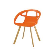 Пластиковый стул под 99 стульев в форме Z