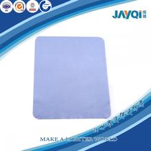 Light Blue Microfiber Wipe Cloth without Printed