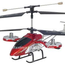 Avatar, QS8008, 33cm, 4CH, helicópteros de control de radio, para adultos RC juguetes, RTF, Qingsong 8008