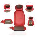 O pescoço 3D relaxa o Massager simulado coxim do corpo da mão da massagem de Shiatsu