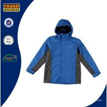 Премиум качество нейлон ткань дышащая водонепроницаемая куртка для малышей