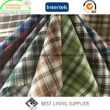100 % Polyester Check Futterstoff für Jacke