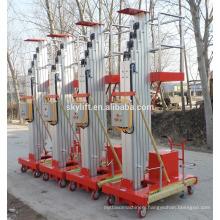 4-10M Single mast aerial work platform