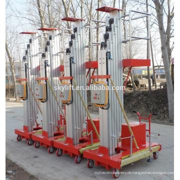 4-10M Single-Mast-Hubarbeitsbühne