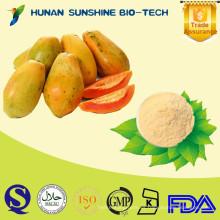 100% lácteos naturales sin azúcar añadido, conservantes o aromas artificiales Harina de jugo de papaya