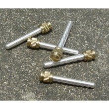 Best Quality 925 Silver Tattoo Contact Screw