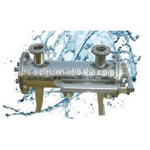 8T / H esterilizador UV para la circulación de agua reciclado lista de precios