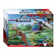 Boutique Building Block Toy pour Jurassic Legend Dinosaur Escape 06
