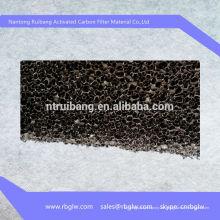 Klimaanlage Aktivkohlefilter Waben Kohlefaser