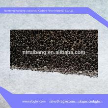 Кондиционер активированного угля Сота волокна углерода углерода