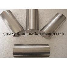 ASTM B348 Gr1 alta resistencia titanio Straight Bar