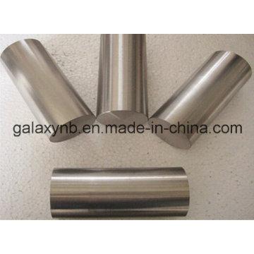 ASTM B348 Gr1 высокой прочности титана прямой бар