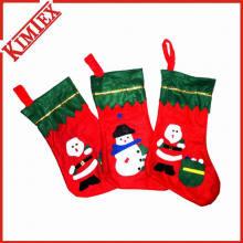 Decoración del Festival de Navidad Santa Claus Stocking