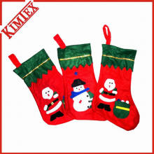 Xmas Festival Decoração Santa Claus Stocking