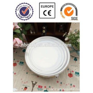 custom enamel ice /rice bowl with PE lids & Chinese enamelware wholsale