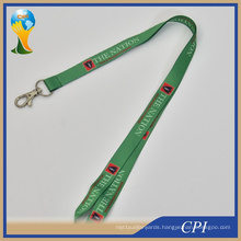 2.0*90cm Sublimation Customized Logo Lanyard for Badge Holder