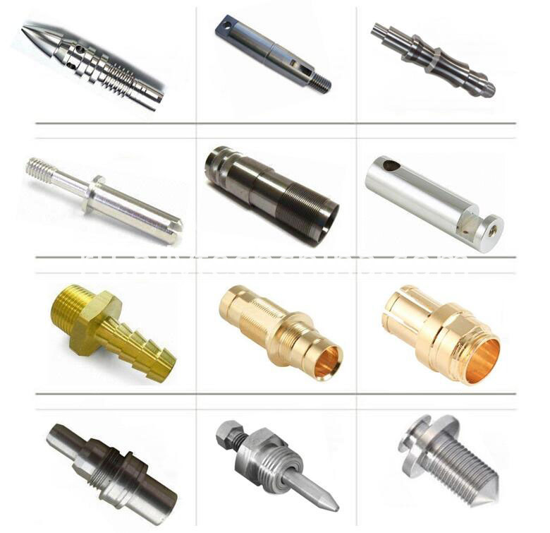 custom machinery parts