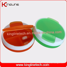 Latest Design Plastic 4-Cases Pill Box (KL-9083)