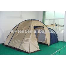 Большой открытый семейный кемпинг палатка