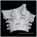 New Design Fiberglass Roman Capital Pillar Caps