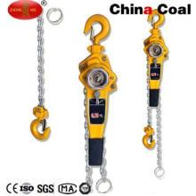 Alzamiento de cadena de la palanca y alzamiento de cadena manual de la polea Fabricantes