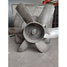 Alloy steel cast iron furnace fan blade