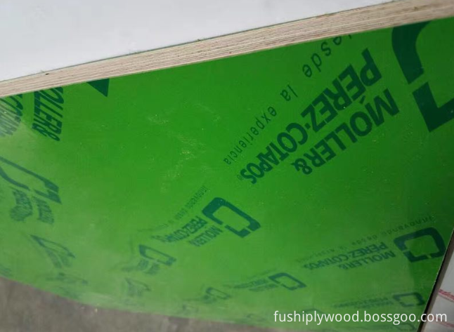 Plastic FIlm Faced Plywood Sheet