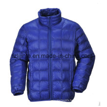 Winter Nylon Padded Down Jacket for Men