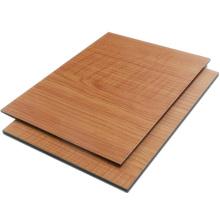 Wooden Aluminum Composite Material