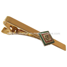 Customized Lovely Tie Clip & Gold Plating Material