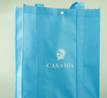 Most popular hot selling non woven bags laminated