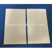 0.3---1.5mm thickness zirconia tile ceramic Ultrathin ceramic plain plate tile