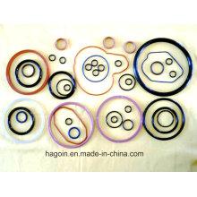 Qingdao bunte Gummi O Form Ring