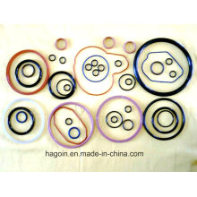 Qingdao Colorful Rubber O Shape Ring