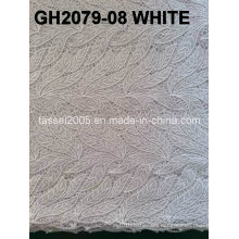 New Style Cord High Quality Jacquard Lace Fabric for Sale