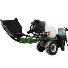 8 cubic meters concrete mixer truck price sales