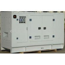 CE aprovado motor Yangdong diesel silencioso gerador com alternador leadtech