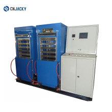Fábrica de Shenzhen automática 5 Daylights máquina de laminación de plástico