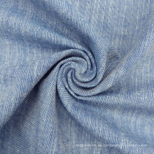 Garn gefärbt Woven Indigo Slub Kleid Shirt Stoff