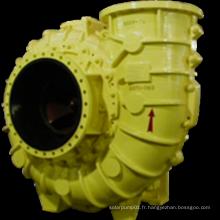 Desulfurisation FGD pompe série TL (R) pompe à circulation d'eau chaude CC pour centrale thermoélectrique