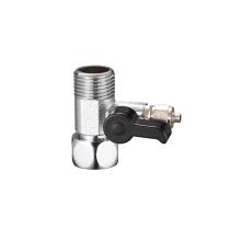 BSN angle ball valve three-tee Siamese ball valve