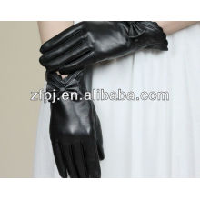 selling well fashion women leather gloves for lovers